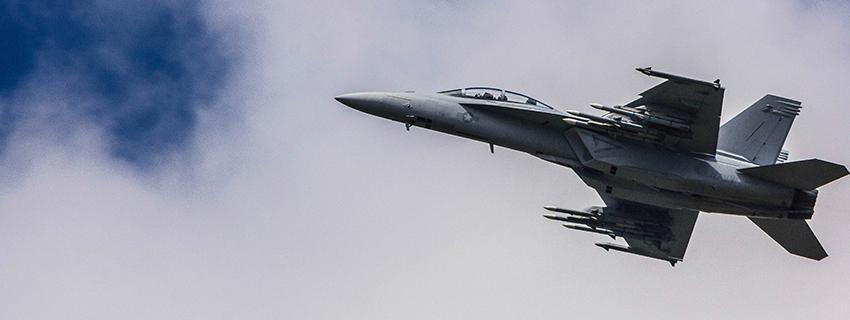F18 Jet Airplane Tammie Jo Shults